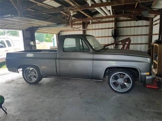 1982 Chevrolet C10 For Sale On Classiccars Com