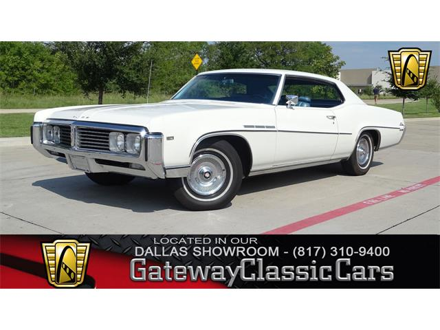 Picture of Classic 1969 LeSabre located in DFW Airport Texas - OKDS
