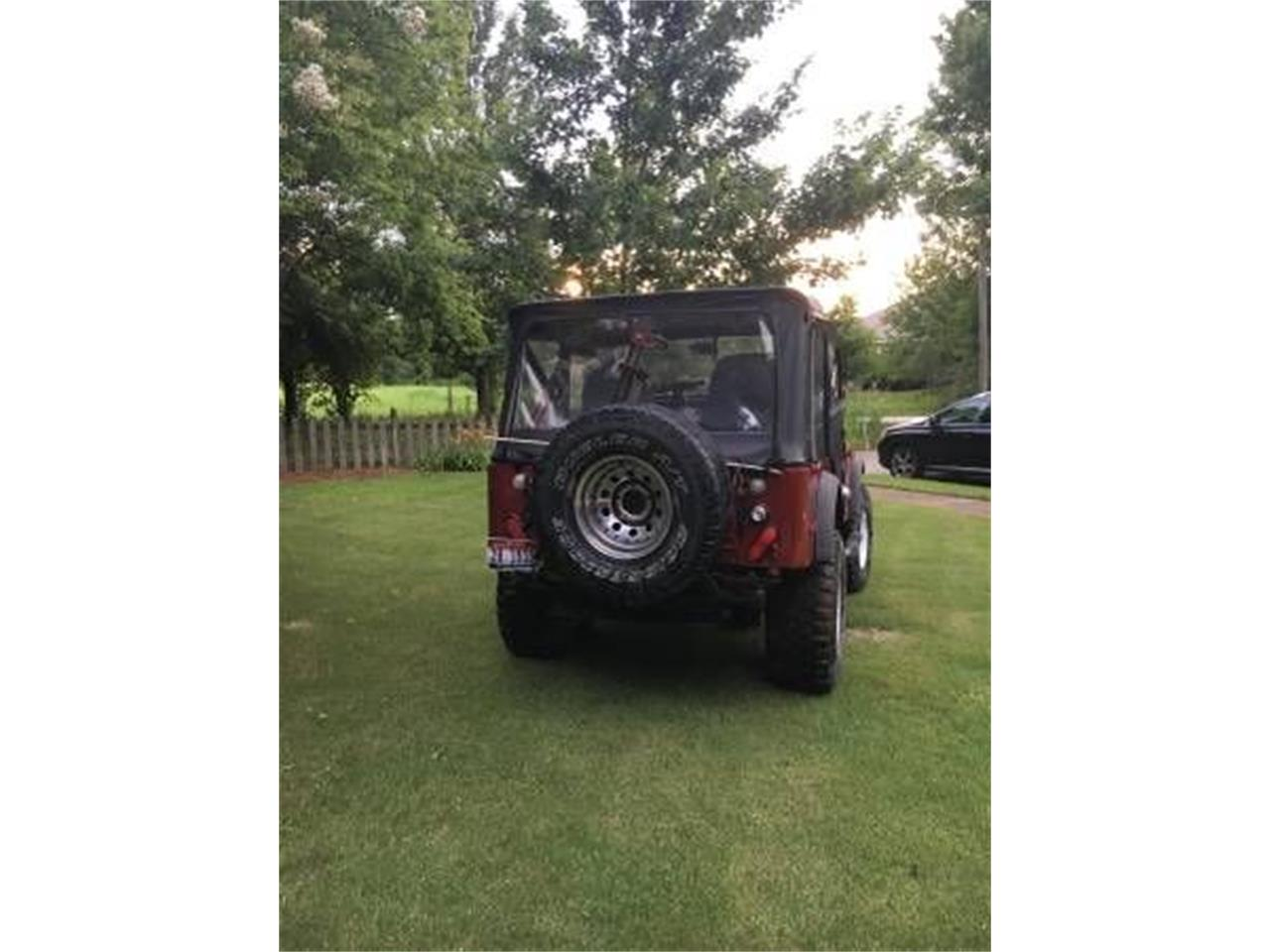 Large Picture of '71 CJ5 - OKDW