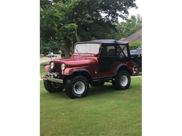 Picture of Classic 1971 Jeep CJ5 Offered by  - OKDW