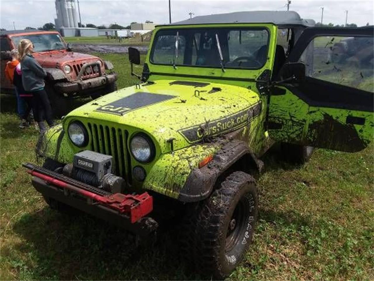 Large Picture of '80 CJ7 - OKEJ