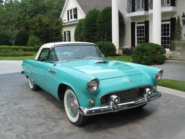 Picture of Classic 1955 Thunderbird located in Georgia - $49,950.00 Offered by  - OG3V