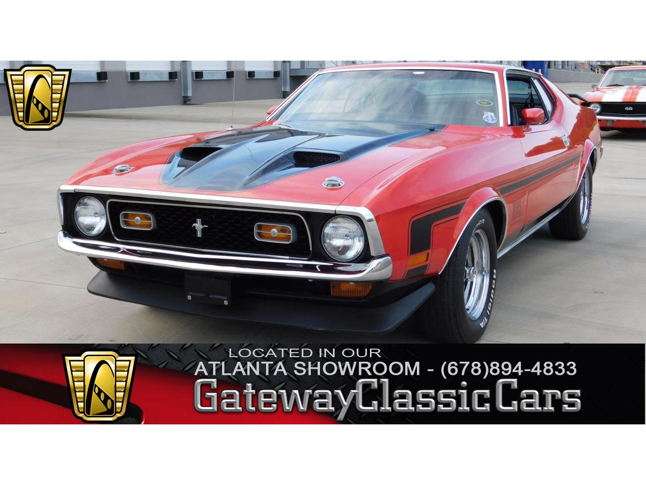 Large picture of 72 mustang ofoe