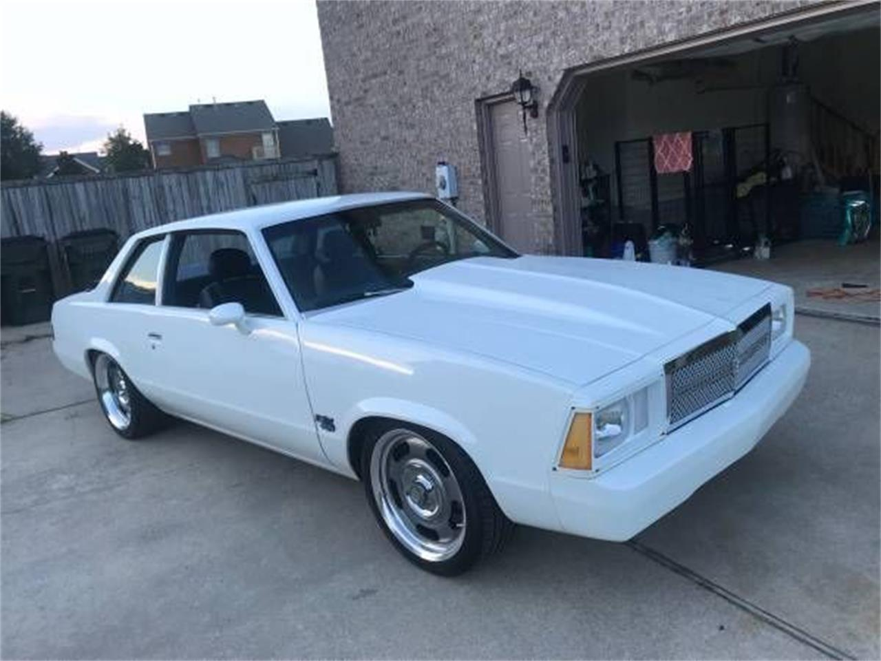 1980 Malibu Dash