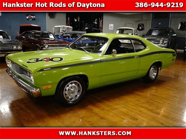 Picture of '72 Duster - OKFS