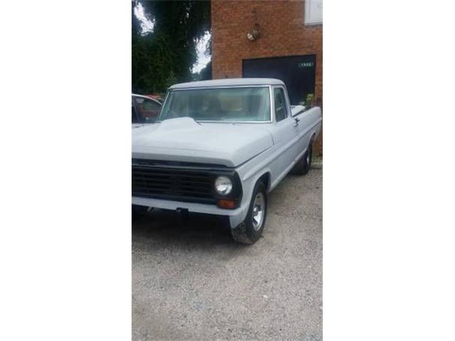 Picture of '67 F100 - OKG0
