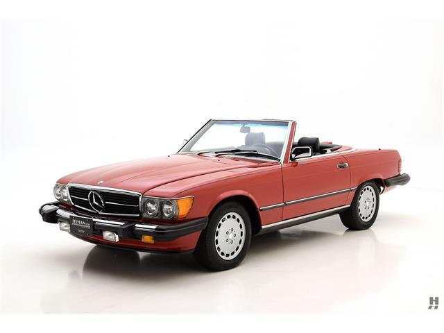 Picture of '87 560SL - OKGF