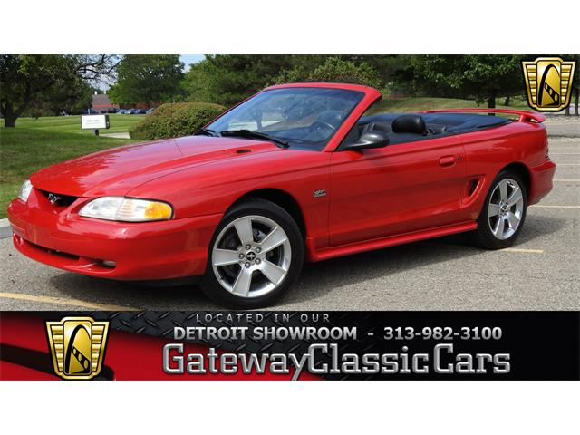 Picture of '95 Mustang - OKGJ