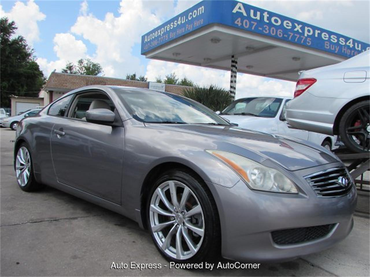 Large Picture Of 10 G37 Located In Orlando Florida Offered By Auto Express Okgu