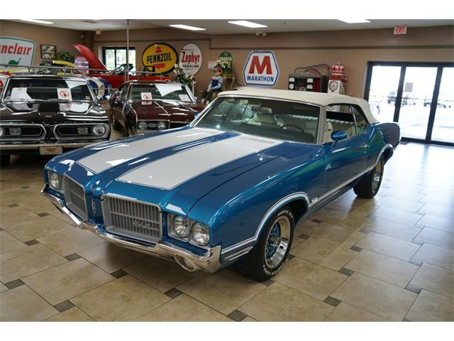 Picture of '71 Cutlass - OKGY