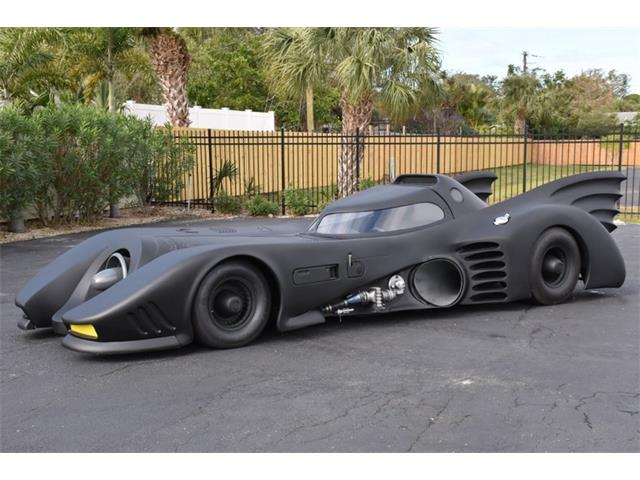 Picture of '89 Batmobile Auction Vehicle Offered by  - OKH6