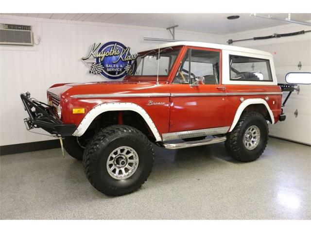 Picture of '76 Bronco - OKHO