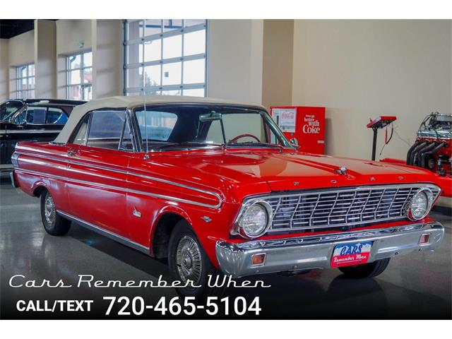 Picture of '64 Falcon - OKHP