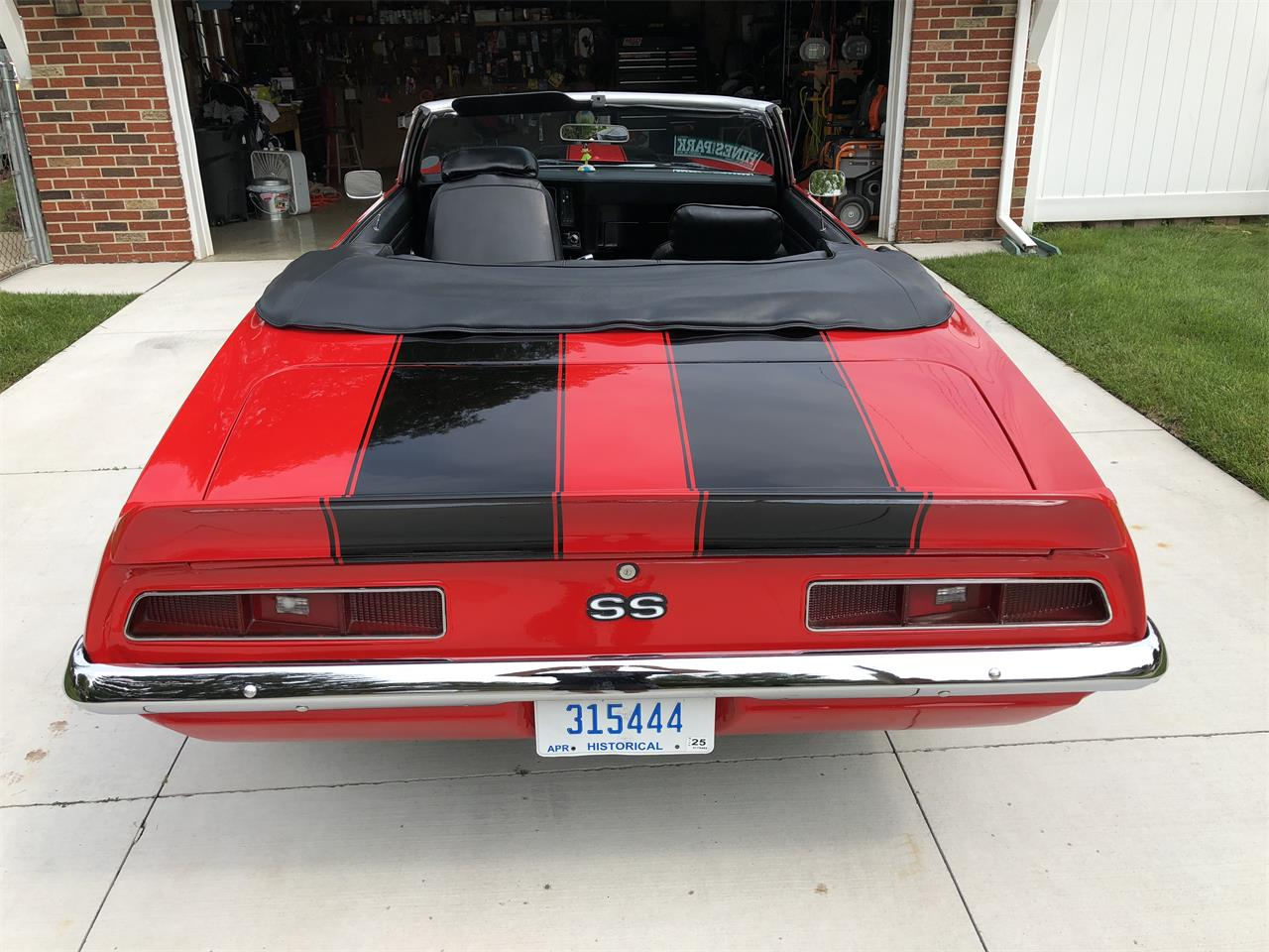 Large Picture of '69 Camaro SS  - OG47