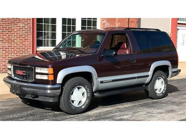 Picture of 1997 Yukon Auction Vehicle - OKIS