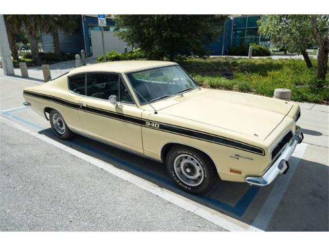 Picture of Classic '69 Barracuda located in Punta Gorda Florida Auction Vehicle Offered by  - OKIX