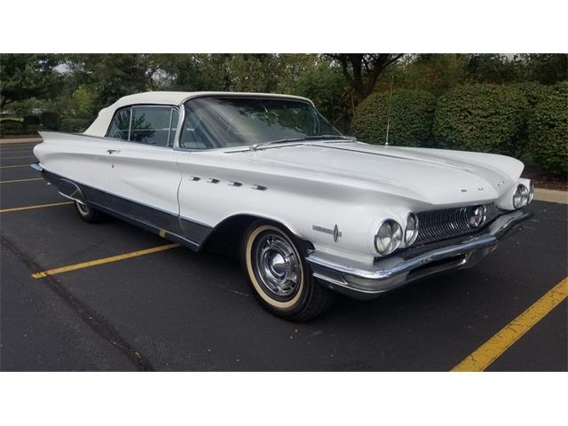 Picture of Classic 1960 Buick Electra 225 - $33,500.00 Offered by  - OKIY