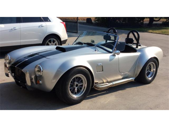 Picture of 1965 Shelby Cobra Replica Auction Vehicle Offered by  - OKJ0