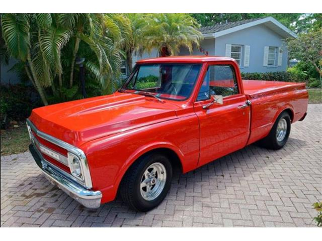 Picture of Classic '69 Chevrolet C/K 20 located in Florida Offered by  - OKJ1