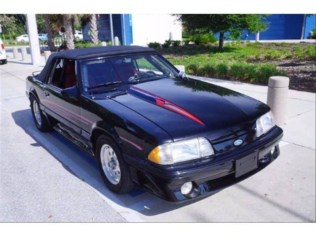 Picture of '87 Mustang - OKJ3