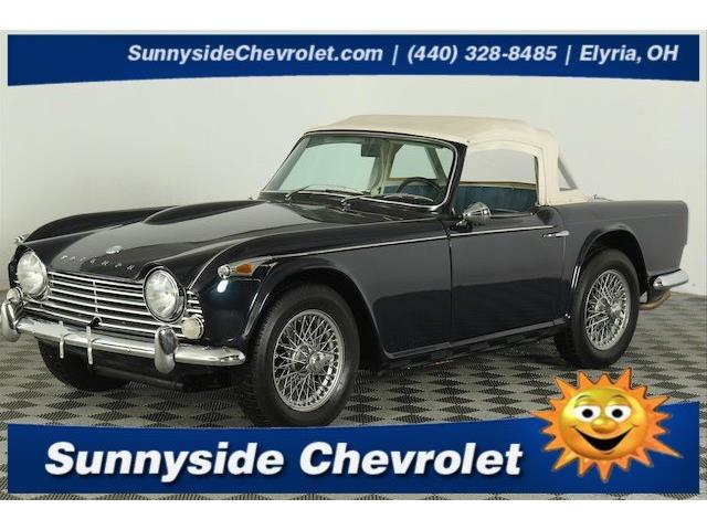 Picture of Classic 1967 Triumph TR4 Auction Vehicle Offered by  - OKJG