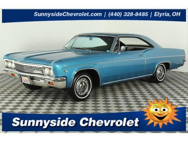 Picture of Classic 1966 Impala located in Elyria Ohio - $26,900.00 - OKJJ