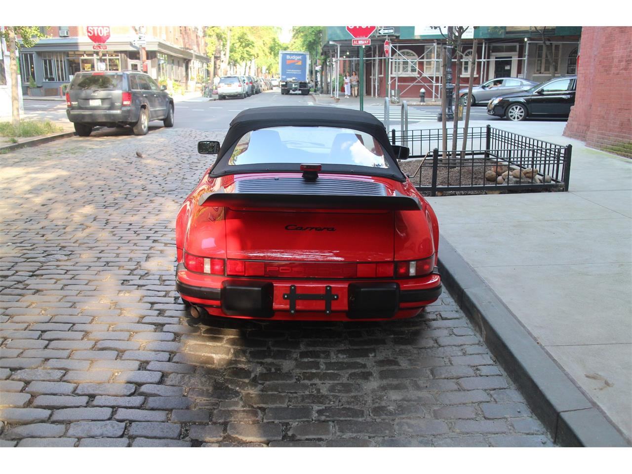 Large Picture of '87 911 - OKKG