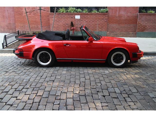 Picture of 1987 Porsche 911 Auction Vehicle - OKKG