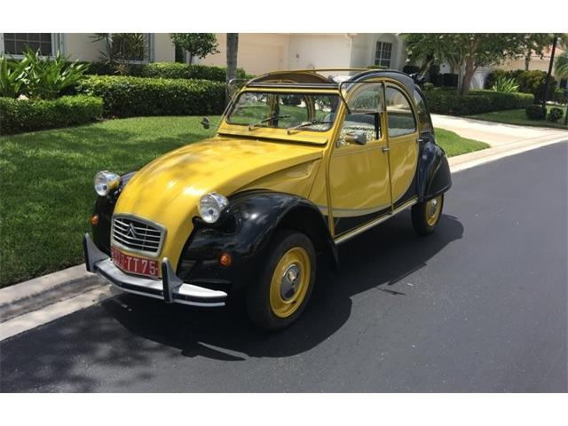 Picture of '66 2CV - OKKI