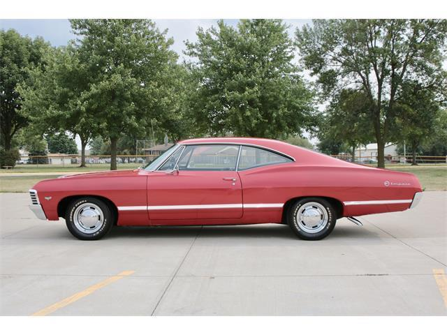 Picture of '67 Impala - OKKJ