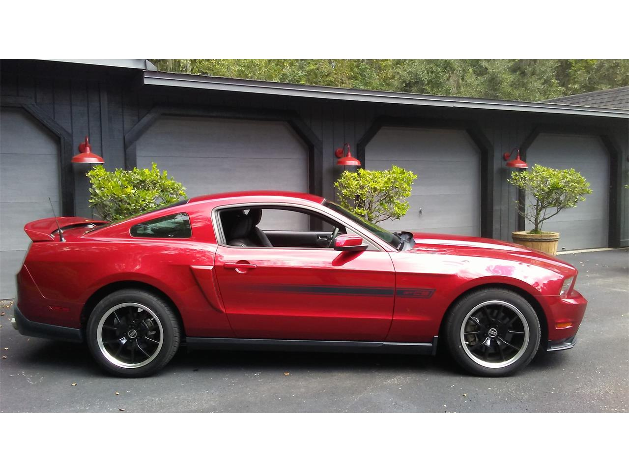 2011 Ford Mustang Gt Cs California Special For Sale Classiccars