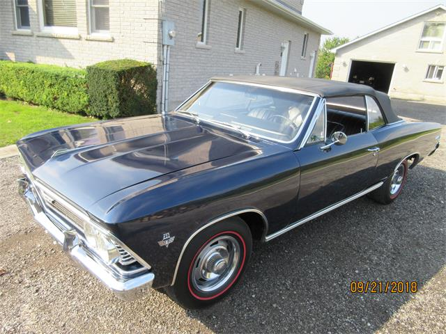Picture of '66 Chevelle Malibu SS - OKKV