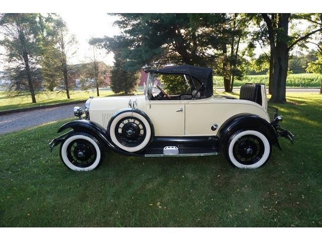 1929 Ford Model A Replica