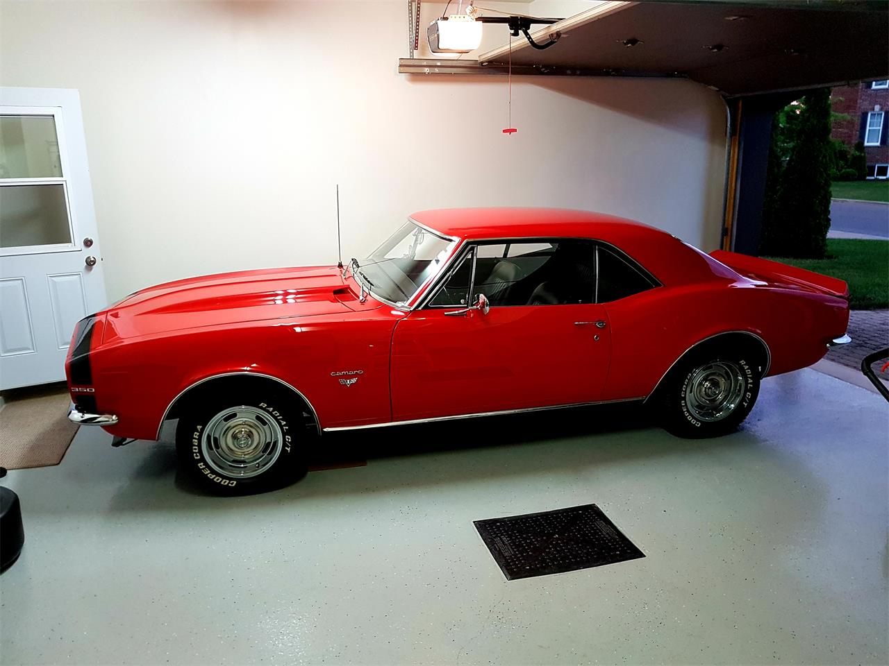 Large Picture of '67 Camaro - OG4I