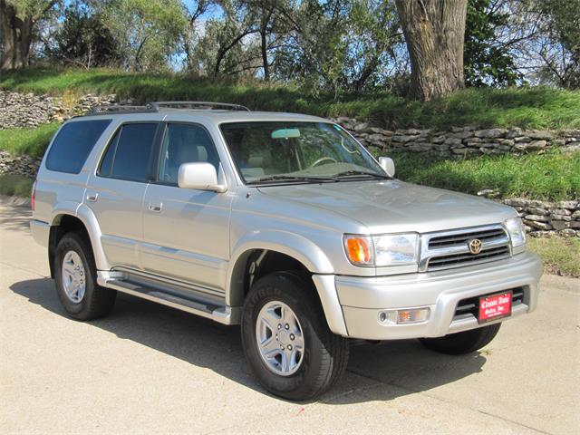 Picture of '99 4Runner - OKLA