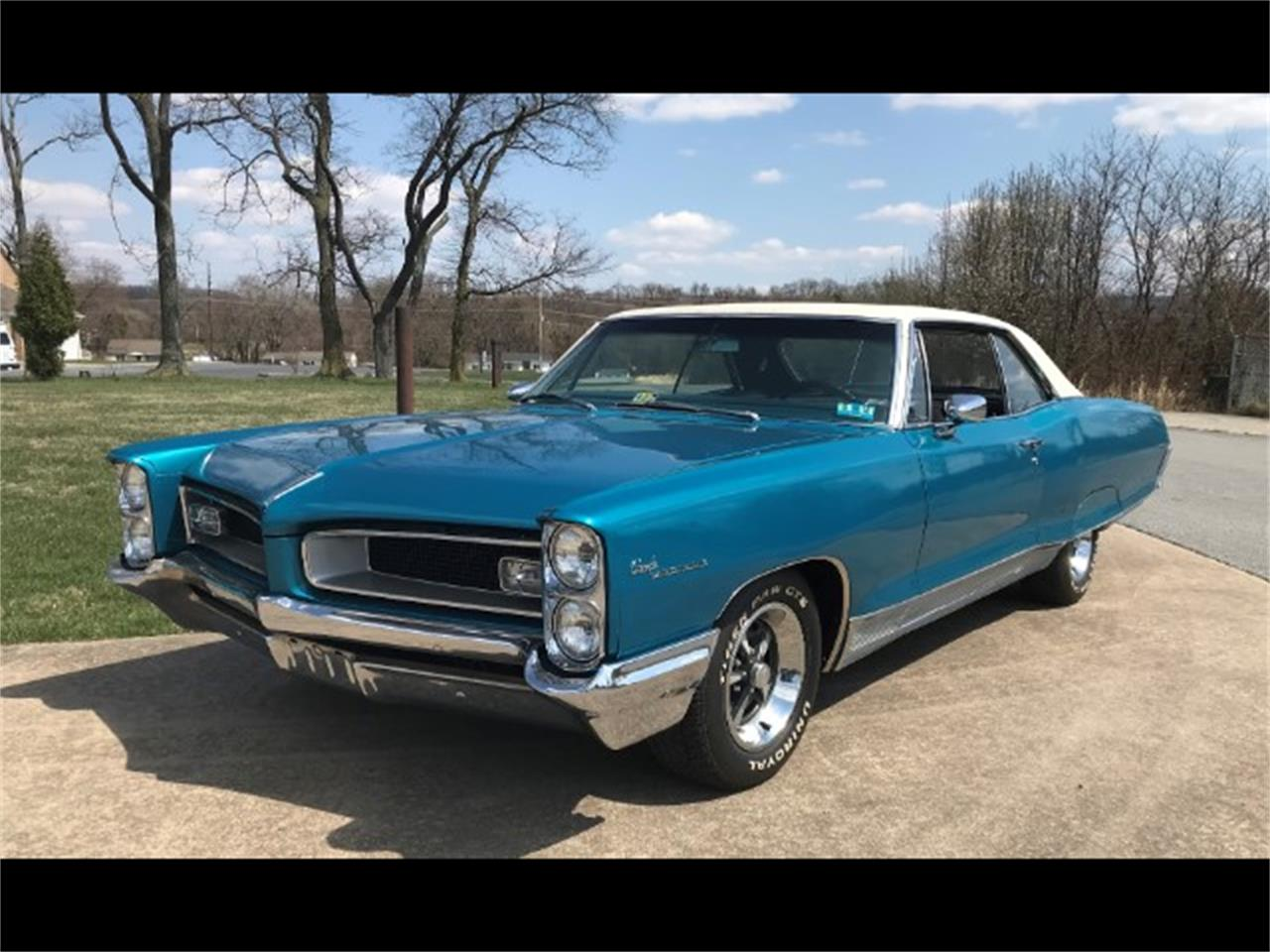 1966 pontiac grand prix for sale cc. Black Bedroom Furniture Sets. Home Design Ideas