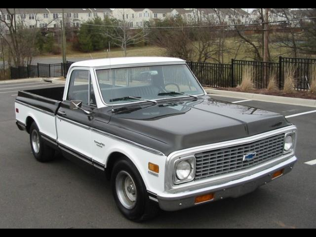Picture of '72 C10 - OKLJ