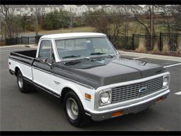 Picture of 1972 Chevrolet C10 Offered by Champion Pre-Owned Classics - OKLJ