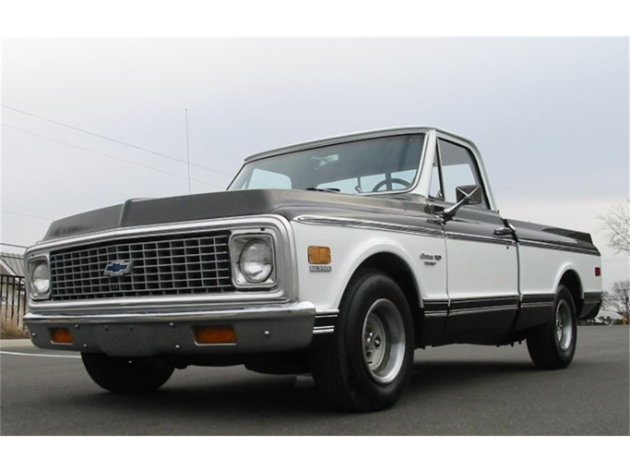 Large Picture of '72 C10 - OKLJ
