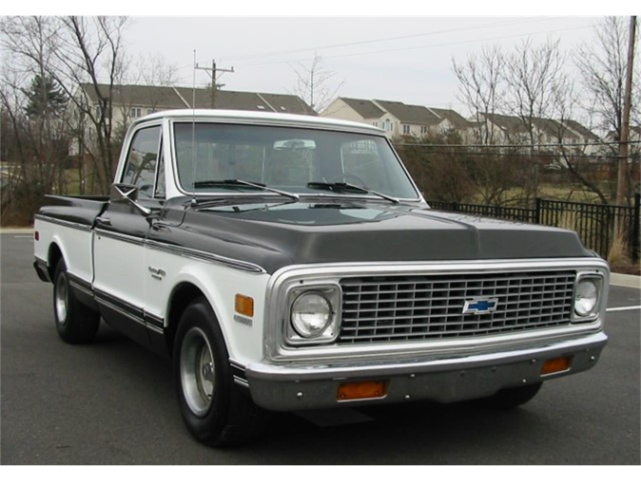 Large Picture of Classic 1972 Chevrolet C10 Offered by Champion Pre-Owned Classics - OKLJ
