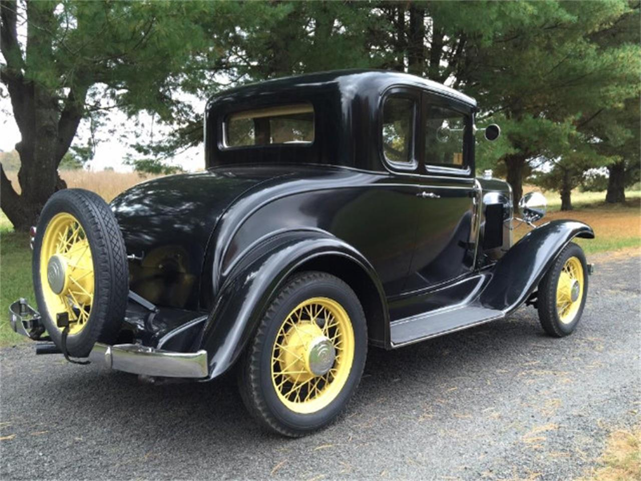 Large Picture of '31 Automobile - OKLL
