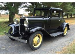Picture of Classic '31 Chevrolet Automobile located in Harpers Ferry West Virginia - $17,500.00 Offered by Champion Pre-Owned Classics - OKLL