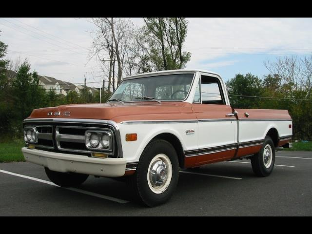 Picture of '72 GMC 2500 located in West Virginia - OKLZ