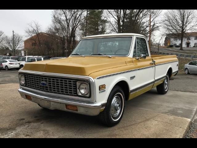 Classic Chevrolet Cheyenne For Sale On Classiccars Com
