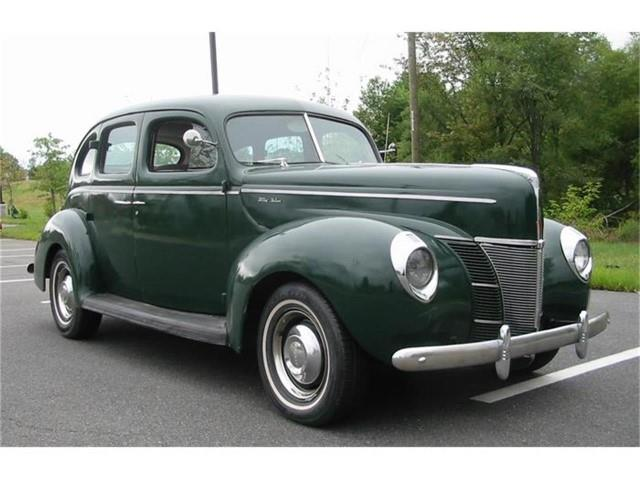Picture of Classic '40 Ford Deluxe - OKMH