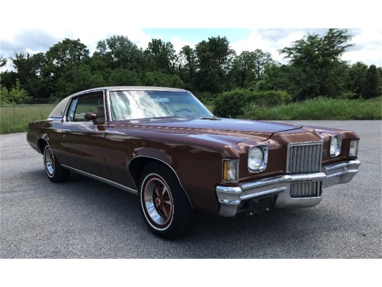 Large Picture of Classic 1971 Pontiac Grand Prix Offered by Champion Pre-Owned Classics - OKMI