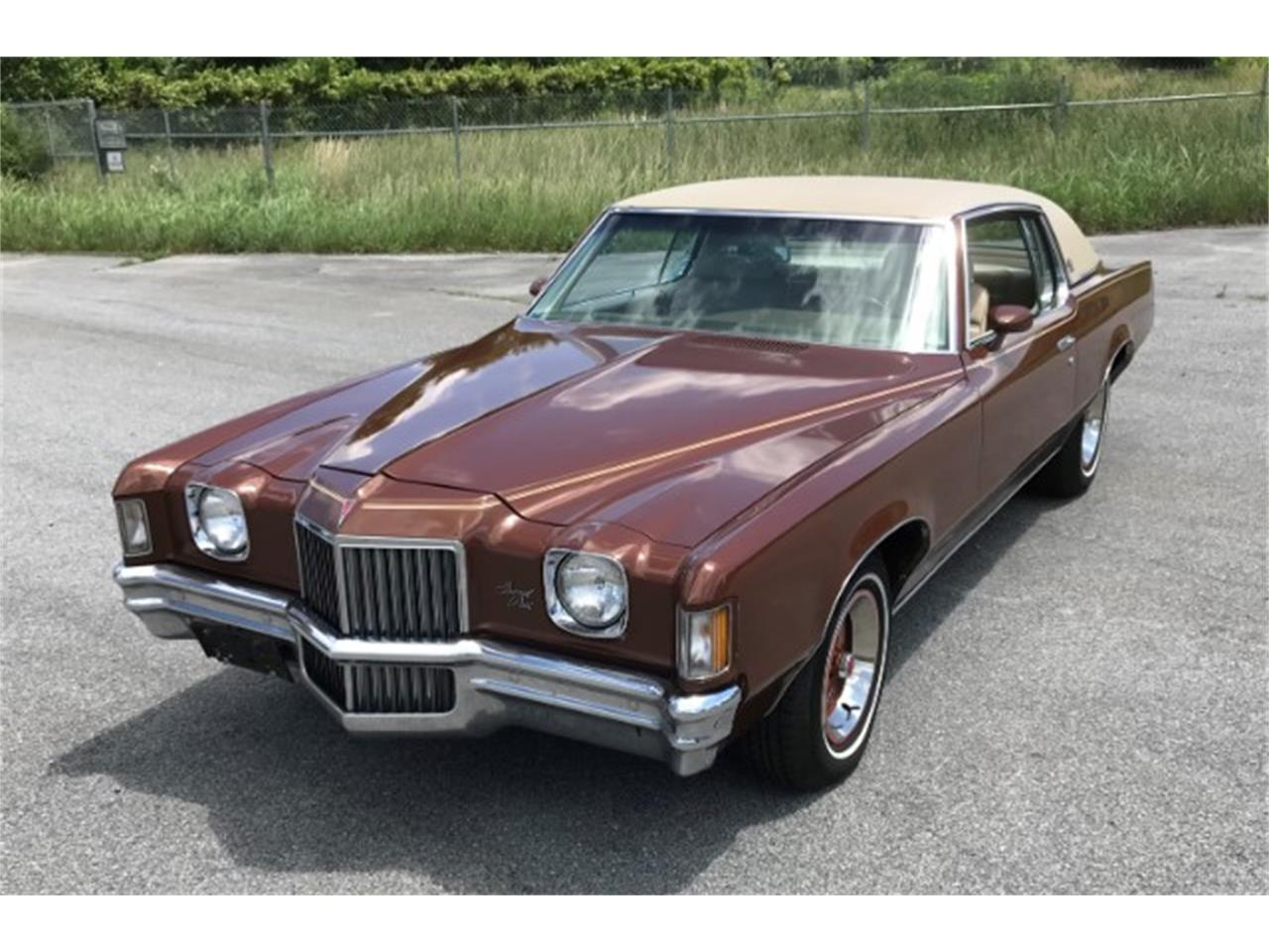 Large Picture of 1971 Pontiac Grand Prix located in West Virginia - $26,500.00 Offered by Champion Pre-Owned Classics - OKMI