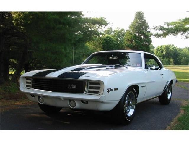 Picture of Classic 1969 Chevrolet Camaro located in West Virginia - $79,500.00 Offered by  - OKMK