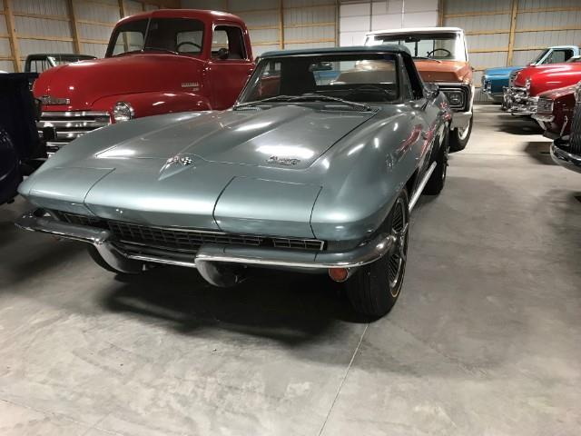 Picture of Classic '66 Corvette Offered by  - OKMO