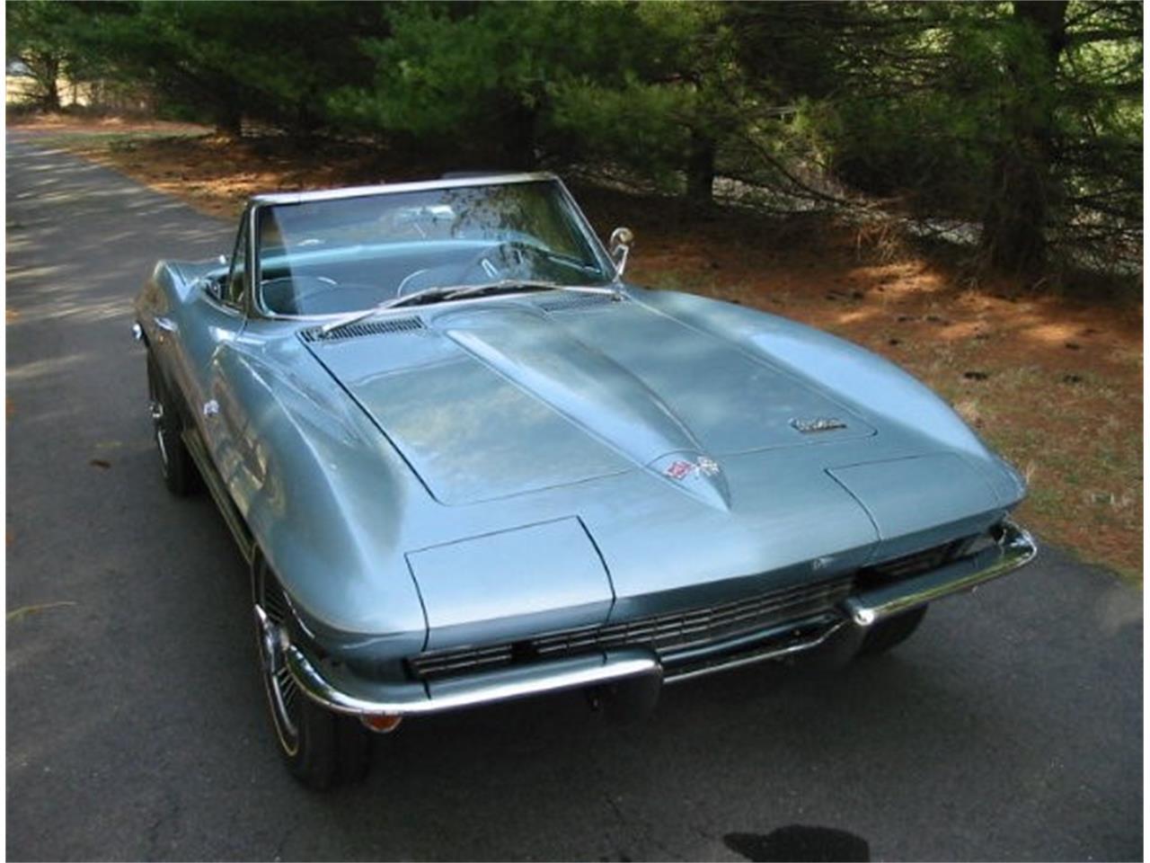 Large Picture of '66 Corvette - OKMO